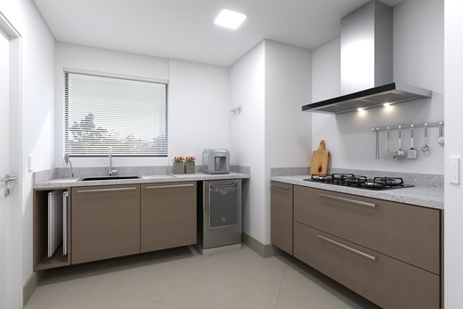Cozinha - Apartamento 3 quartos à venda Vila Madalena, São Paulo - R$ 1.542.000 - II-5020-12532 - 10