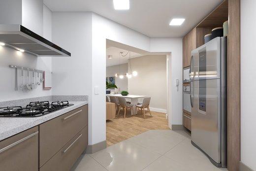 Cozinha - Apartamento 3 quartos à venda Vila Madalena, São Paulo - R$ 1.542.000 - II-5020-12532 - 1