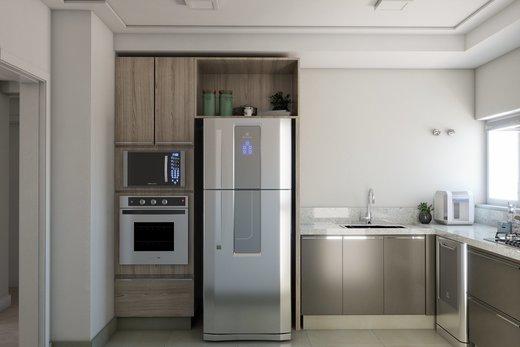 Cozinha - Apartamento 3 quartos à venda Vila Madalena, São Paulo - R$ 900.000 - II-5021-12533 - 5