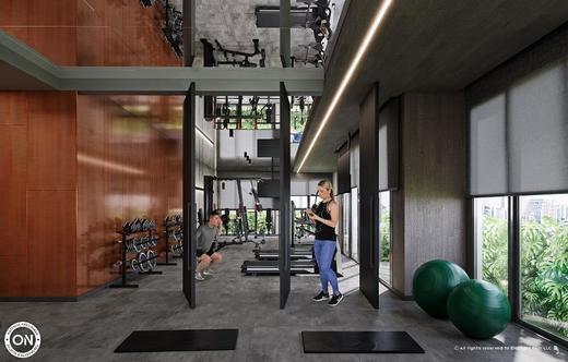 Fitness - Fachada - Breve Lançamento - ON Jurupis - 175 - 2