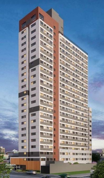 Fachada - Studio à venda Rua Vinte e Oito de Setembro,Ipiranga, São Paulo - R$ 267.310 - II-5040-12552 - 1