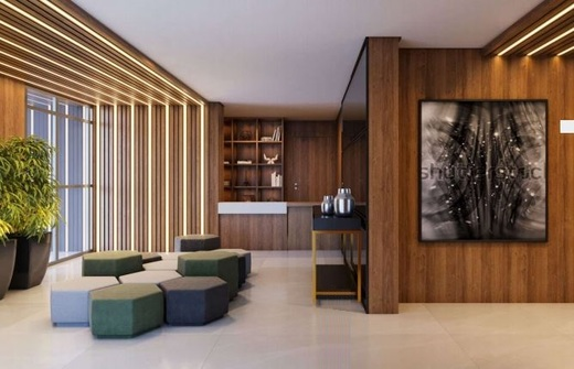 Hall - Studio à venda Rua Vinte e Oito de Setembro,Ipiranga, São Paulo - R$ 267.310 - II-5040-12552 - 3