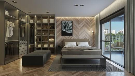 Dormitorio - Fachada - Klasse Alto da Boa Vista - 609 - 4