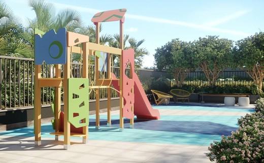 Playground - Fachada - Klasse Alto da Boa Vista - 609 - 11