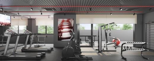 Fitness - Fachada - Klasse Alto da Boa Vista - 609 - 6