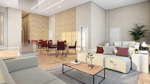 Salao de festas - Apartamento 2 quartos à venda Pinheiros, São Paulo - R$ 1.122.000 - II-5052-12585 - 9