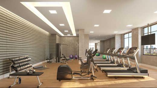Fitness - Apartamento 2 quartos à venda Pinheiros, São Paulo - R$ 1.122.000 - II-5052-12585 - 10