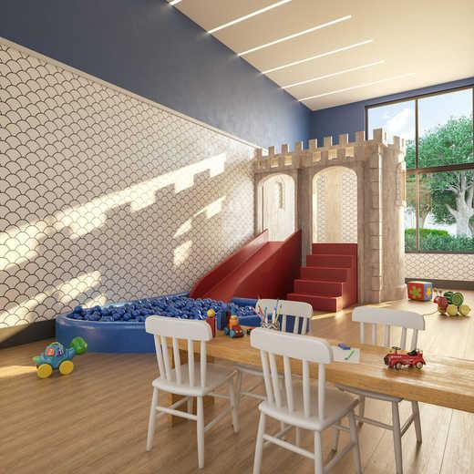 Brinquedoteca - Apartamento 2 quartos à venda Pinheiros, São Paulo - R$ 1.122.000 - II-5052-12585 - 11
