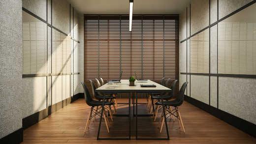 Coworking - Apartamento 2 quartos à venda Pinheiros, São Paulo - R$ 1.122.000 - II-5052-12585 - 15