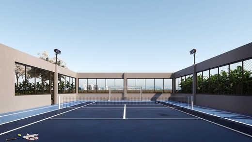 Quadra de tenis - Apartamento 2 quartos à venda Pinheiros, São Paulo - R$ 1.122.000 - II-5052-12585 - 21