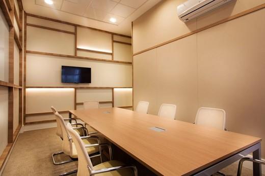 Interior sala - Sala Comercial 63m² à venda Rio de Janeiro,RJ - R$ 749.236 - II-5054-12592 - 17