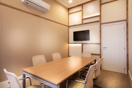 Interior sala - Sala Comercial 63m² à venda Rio de Janeiro,RJ - R$ 749.236 - II-5054-12592 - 16
