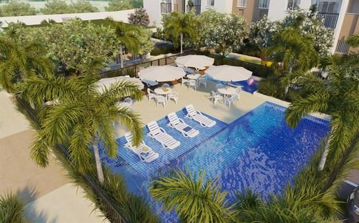 Piscina - Apartamento 1 quarto à venda Rio de Janeiro,RJ - R$ 203.732 - II-5060-12605 - 14