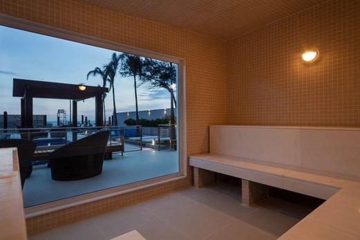 Sauna - Fachada - Ocean Pontal Residence - 12 - 20