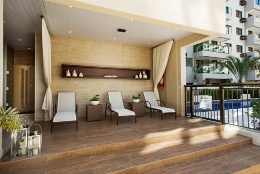 Sauna - Fachada - Ocean Pontal Residence - 12 - 22