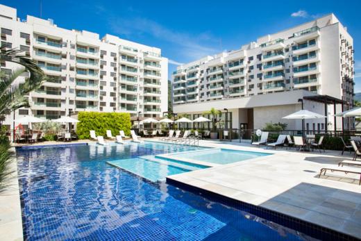 Piscina - Fachada - Ocean Pontal Residence - 12 - 30