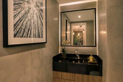 Banheiro - Fachada - Aura Tijuca - 1337 - 12