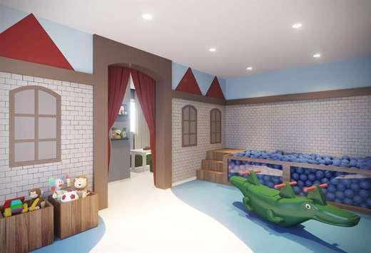 Espaco kids - Apartamento 1 quarto à venda Rio de Janeiro,RJ - R$ 203.732 - II-5060-12605 - 5