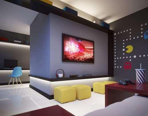 Salao de jogos - Fachada - Exato Residencial - 68 - 6