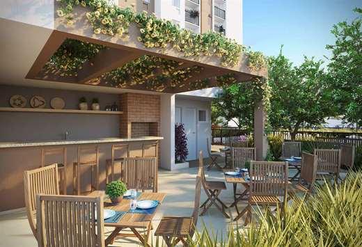 Churrasqueira - Apartamento 1 quarto à venda Rio de Janeiro,RJ - R$ 203.732 - II-5060-12605 - 9