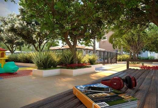 Playground - Apartamento 1 quarto à venda Rio de Janeiro,RJ - R$ 203.732 - II-5060-12605 - 11