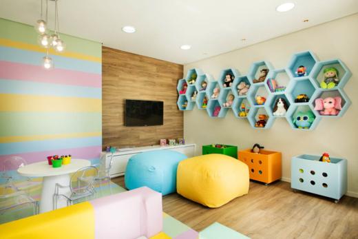 Espaco kids - Fachada - Ocean Pontal Residence - 12 - 15