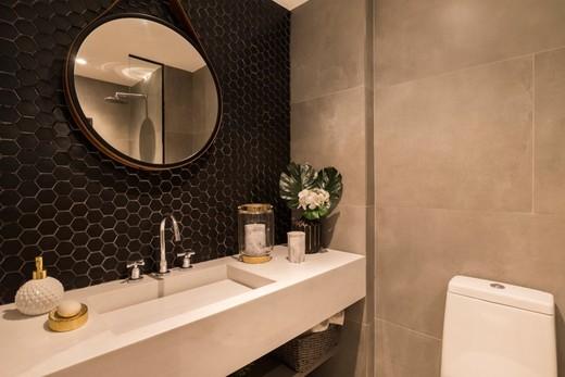 Banheiro - Fachada - Aura Tijuca - 1337 - 21