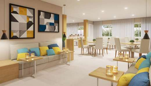 Salao de festas - Fachada - Exato Residencial - 68 - 7