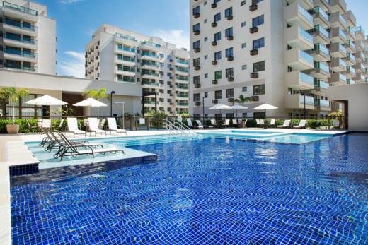 Piscina - Fachada - Ocean Pontal Residence - 12 - 29
