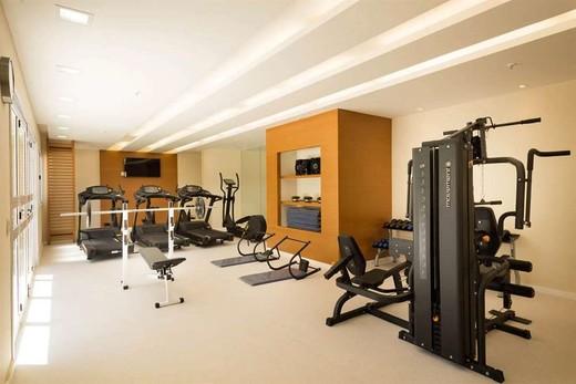 Fitness - Fachada - Rio Parque Carioca Residencial - 1312 - 8