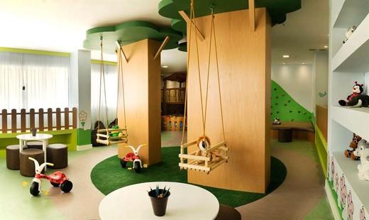 Espaco kids - Fachada - Rio Parque Carioca Residencial - 1312 - 10