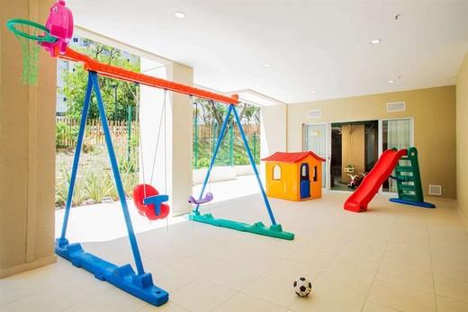 Espaco kids - Fachada - Rio Parque Carioca Residencial - 1312 - 11