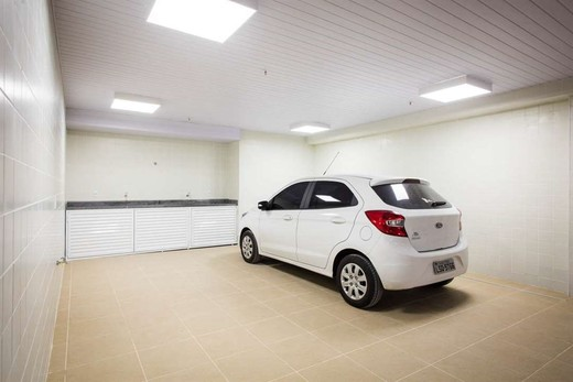 Car wash - Fachada - Rio Parque Carioca Residencial - 1312 - 16