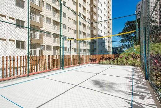 Quadra - Fachada - Rio Parque Carioca Residencial - 1312 - 17