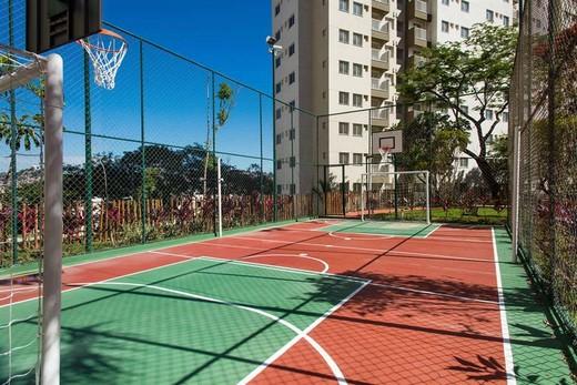 Quadra - Fachada - Rio Parque Carioca Residencial - 1312 - 18