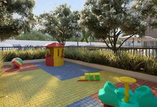 Playground - Apartamento 1 quarto à venda Rio de Janeiro,RJ - R$ 203.732 - II-5060-12605 - 10