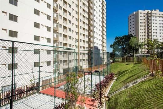 Quadra - Fachada - Rio Parque Carioca Residencial - 1312 - 19