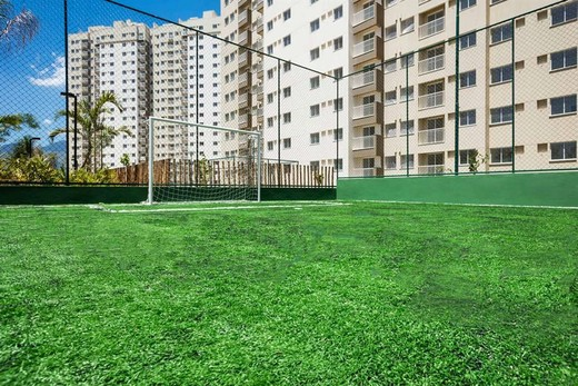 Campinho - Fachada - Rio Parque Carioca Residencial - 1312 - 20