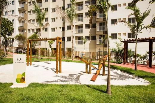 Playground - Fachada - Rio Parque Carioca Residencial - 1312 - 21
