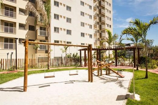 Playground - Fachada - Rio Parque Carioca Residencial - 1312 - 22