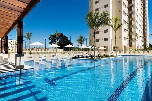 Piscina - Fachada - Rio Parque Carioca Residencial - 1312 - 24