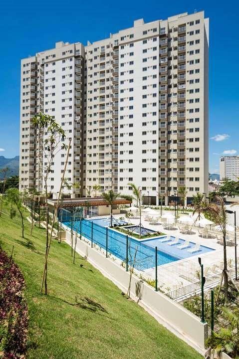 Aerea - Fachada - Rio Parque Carioca Residencial - 1312 - 26