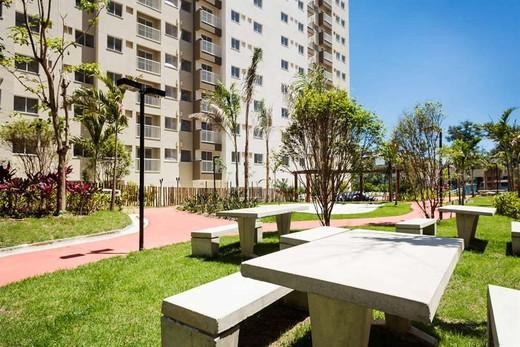 Praca - Fachada - Rio Parque Carioca Residencial - 1312 - 28
