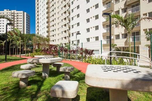 Praca - Fachada - Rio Parque Carioca Residencial - 1312 - 29