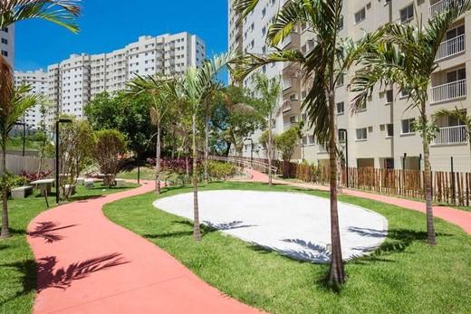 Praca - Fachada - Rio Parque Carioca Residencial - 1312 - 30