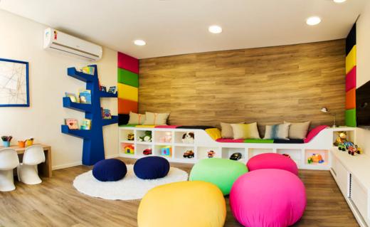 Espaco kids - Fachada - Ocean Pontal Residence - 12 - 17