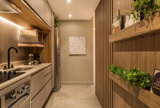 Cozinha - Fachada - Aura Tijuca - 17 - 11