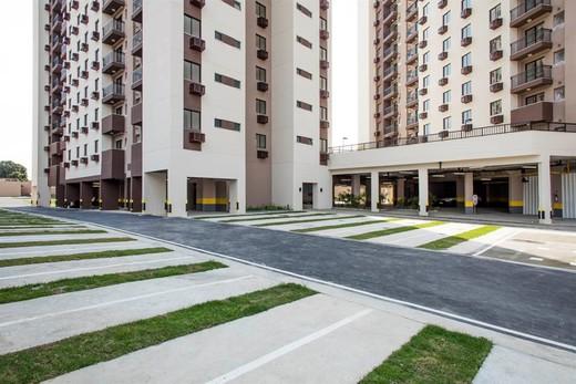 Garagem - Fachada - Living Choice João Pinheiro - 1329 - 22