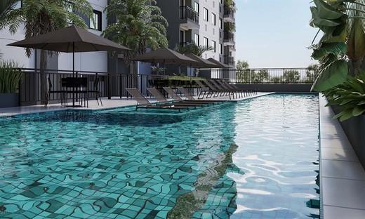 Piscina - Apartamento 2 quartos à venda Cachambi, Rio de Janeiro - R$ 411.811 - II-5076-12626 - 17
