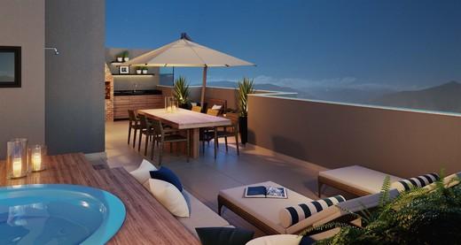 Varanda cobertura - Apartamento 2 quartos à venda Cachambi, Rio de Janeiro - R$ 411.811 - II-5076-12626 - 8